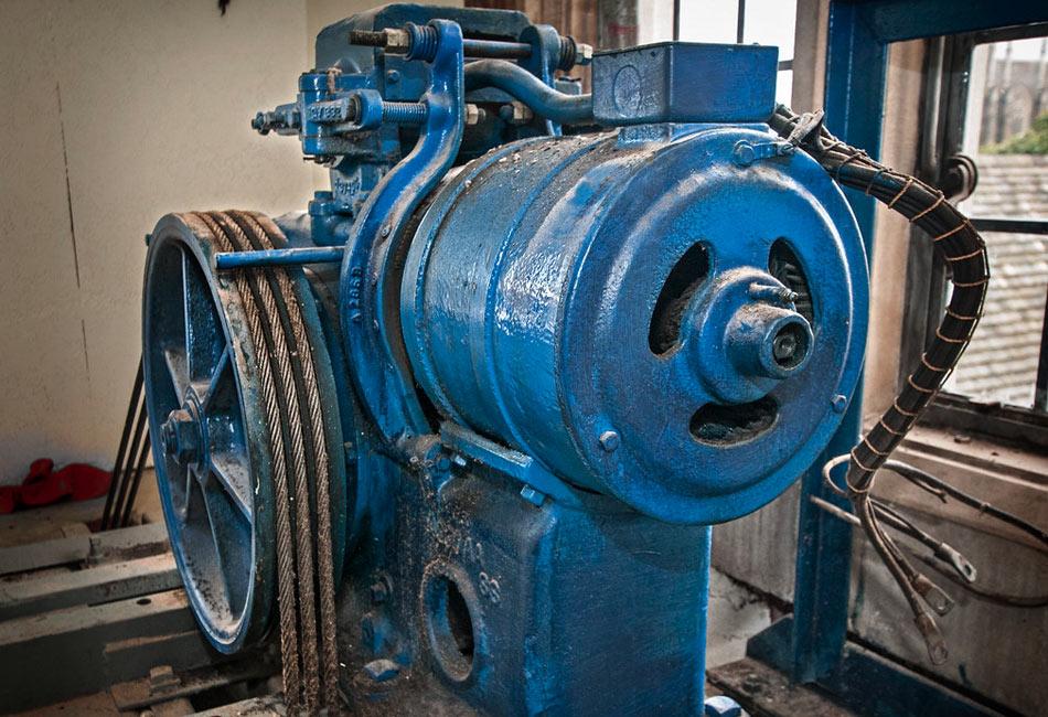 موتور آسانسور ایتال